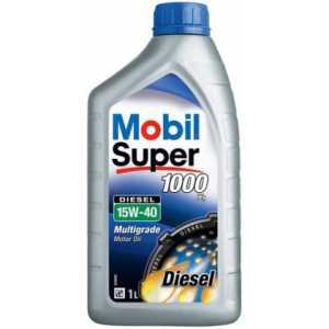 MOBIL SUPER 1000 X1 D 15W-40 1L