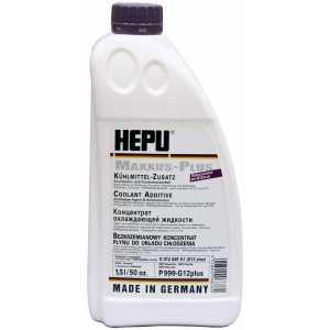 Антифриз HEPU P999 G12+ 1.5 л.