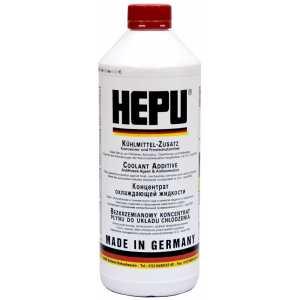 Антифриз HEPU P999 G12 1.5 л.