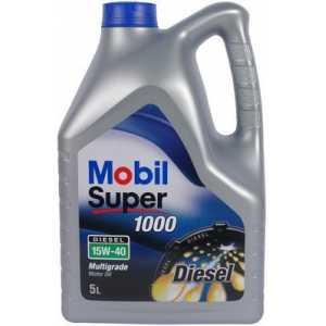 MOBIL SUPER 1000 X1 D 15W-40 5L