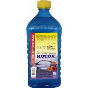 Течност за чистачки MOTOX -60°C 940 мл.