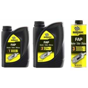 Bardahl  DPF cleaner kit