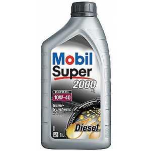 MOBIL SUPER 2000 X1 TD 10W-40 1L