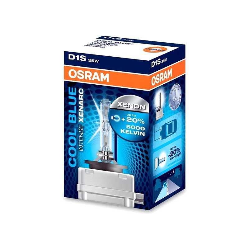 OSRAM D1S 35W COOL BLUE INTENSE XENON 5000K