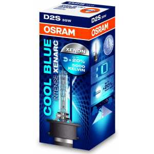 OSRAM D2S 35W COOL BLUE INTENSE XENON 5000K