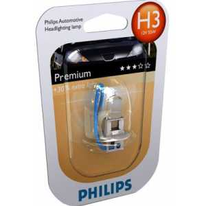 Philips Premium H3 55W 12V