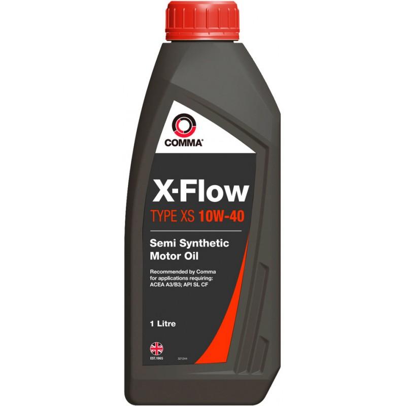 COMMA X-FLOW TYPE XS 10W-40 1L