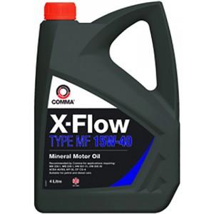 COMMA X-FLOW TYPE MF 15W40 4L