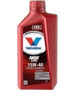 Моторно масло VALVOLINE MAXLIFE 15W-40 1L