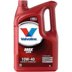 Моторно масло VALVOLINE MAXLIFE DIESEL 10W-40 5L