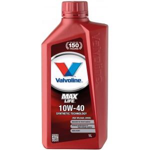 Моторно масло VALVOLINE MAXLIFE DIESEL 10W-40  един литър