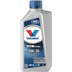 Моторно масло VALVOLINE SYNPOWER MST C3 5W-30 1L