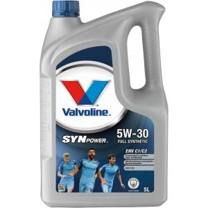 Моторно масло VALVOLINE SYNPOWER ENV C1 5W-30 5L