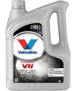 Моторно масло VALVOLINE VR1 RACING 5W50 4L