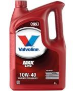 VALVOLINE MAXLIFE 10W-40 5L
