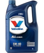 VALVOLINE ALL CLIMATE DIESEL C3 5W-40 5L