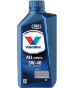 Моторни масла VALVOLINE ALL CLIMATE DIESEL C3 5W40 1L
