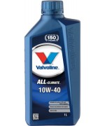 Моторно масло VALVOLINE ALL CLIMATE 10W40 1L