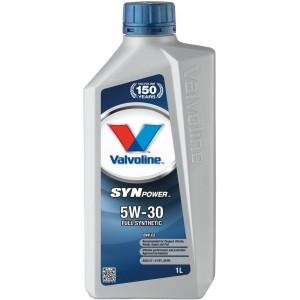 Моторно масло VALVOLINE SYNPOWER ENV C2 5W30 1L