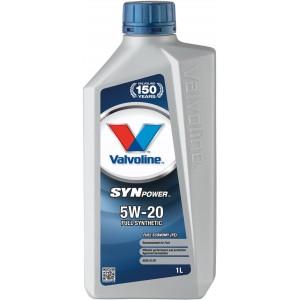 Моторно масло VALVOLINE SYNPOWER FE 5W20 1L