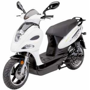 Електрически скутер MSG-E 3000W