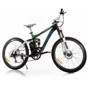 Електрически велосипед Longwise Green Panther