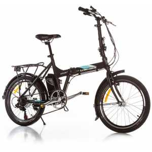 Сгъваем електрически велосипед Z004F