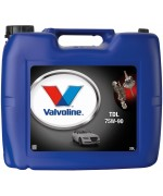 VALVOLINE HD TDL 75W90