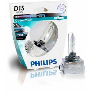 PHILIPS D1S 35W C1 X-TREMEVISION XENON 4800K