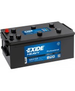 EXIDE HEAVY PROFESSIONAL HD 215AH 1200A