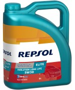 Моторно масло REPSOL ELITE EVOLUTION LONG LIFE 5W-30 пет литра