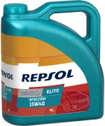Моторно масло REPSOL ELITE INYECCION 15W40 четири литра
