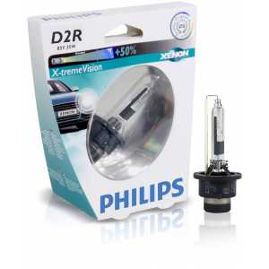 PHILIPS D2R 35W C1 X-TREMEVISION + 50% XENON 4800K