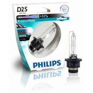 PHILIPS D2S 35W C1 X-TREME VISION XENON 4800K