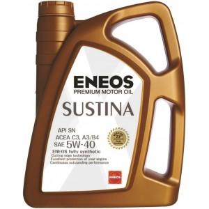 ENEOS SUSTINA 5W-40 4L