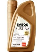 Моторно масло ENEOS SUSTINA 5W-40 1L