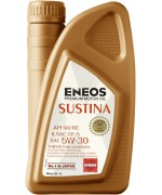 Моторно масло ENEOS SUSTINA 5W-30 1L