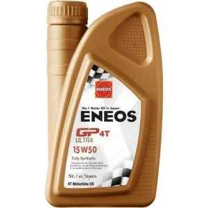 Моторно масло ENEOS GP4T ULTRA ENDURO 15W-50 1L