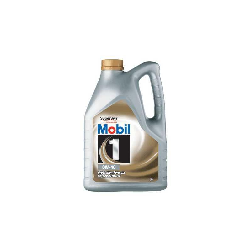 MOBIL 1 PROTECTION FORMULA 0W-40 4L