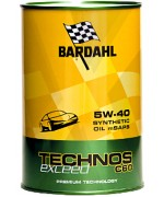 Моторно масло BARDAHL TECHNOS C60 EXCEED 5W40 1L