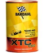 Моторно масло BARDAHL XTC C60 10W40 1L