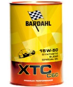 Моторно масло BARDAHL XTC C60 15W50 1L