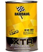 Моторно масло BARDAHL XTR 39.67 C60 RACING 5W50 1L