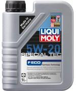 Моторно масло LIQUI MOLY SPECIAL TEC F ECO 5W20 1L
