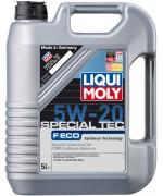Моторно масло LIQUI MOLY SPECIAL TEC F ECO 5W20 5L