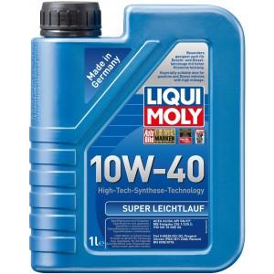 Моторно масло LIQUI MOLY SUPER LEICHTLAUF 10W-40 1L