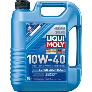 Моторно масло LIQUI MOLY SUPER LEICHTLAUF 10W-40 5L
