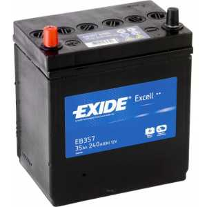 Акумулатор EXIDE EXCELL 35AH 240A L+