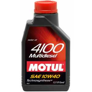 MOTUL 4100 MULTIDIESEL 10W-40 1L