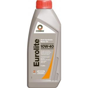 Моторно масло COMMA EUROLITE 10W40 1L